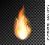 vector eps 10 isolated... | Shutterstock .eps vector #530348449