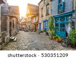 panoramic view of a charming... | Shutterstock . vector #530351209