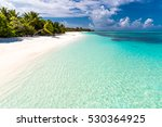 Maldives Paradise Beach....