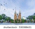 ho chi minh  vietnam   dec 15 ... | Shutterstock . vector #530388631