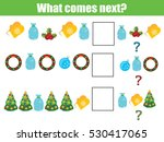 what comes next educational... | Shutterstock .eps vector #530417065