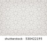 abstract geometric pattern with ... | Shutterstock .eps vector #530422195