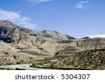 Mountain Mass Constituting The...