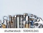 Plumbing Supplies On Top Of...