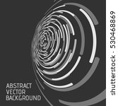 vector abstract background.... | Shutterstock .eps vector #530468869
