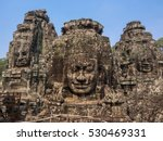 Face Of Bodhisattva Loki State...