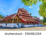 Mai Suvannaphouma Temple  Luan...