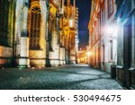 st. vitus cathedral at prague... | Shutterstock . vector #530494675