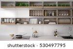 Scandinavian White Kitchen ...