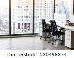 modern office with open space... | Shutterstock . vector #530498374