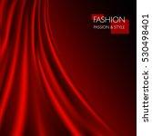 vector illustration of smooth... | Shutterstock .eps vector #530498401