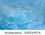 ice texture closeup | Shutterstock . vector #530514574