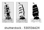 Stylization Warship