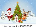 Christmas Santa Claus  ...