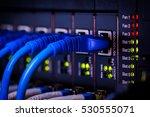 Server Fiber Network The Panel...