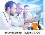 laboratory. | Shutterstock . vector #530564701