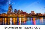 Downtown Nashville Tennessee City Skyline - Fine Art prints