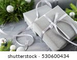 image of christmas theme on...   Shutterstock . vector #530600434