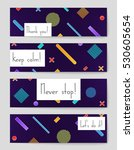 abstract vector layout... | Shutterstock .eps vector #530605654