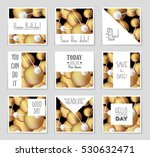 abstract vector layout... | Shutterstock .eps vector #530632471