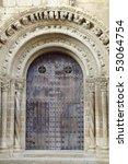 The Romanesque Church Of Santa...