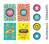 sale website banner templates.... | Shutterstock .eps vector #530666491