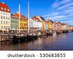 copenhagen  denmark   september ... | Shutterstock . vector #530683855