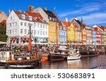 copenhagen  denmark   september ... | Shutterstock . vector #530683891