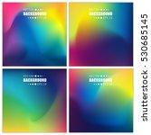 abstract creative concept... | Shutterstock .eps vector #530685145