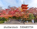 kyoto  japan   november 24 ... | Shutterstock . vector #530685754