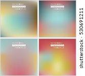 abstract creative concept... | Shutterstock .eps vector #530691211