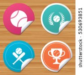 round stickers or website... | Shutterstock .eps vector #530693851