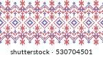 embroidered cross national... | Shutterstock .eps vector #530704501