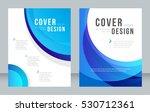 annual report  broshure  flyer  ... | Shutterstock .eps vector #530712361
