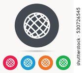 globe icon. world or internet...   Shutterstock .eps vector #530726545