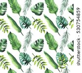 watercolor seamless pattern... | Shutterstock . vector #530754859