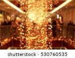 sparkling background made of... | Shutterstock . vector #530760535