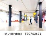 auto repair shop in bokeh ... | Shutterstock . vector #530763631