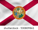 flag of the us state of florida.... | Shutterstock . vector #530809861