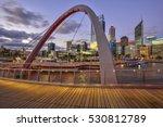 one fine day in elizabeth quay  ... | Shutterstock . vector #530812789