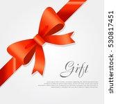 gift card vector illustration... | Shutterstock .eps vector #530817451