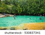 krabi  thailand   october 15 ...   Shutterstock . vector #530837341