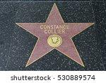 hollywood  ca   december 06 ... | Shutterstock . vector #530889574