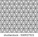 black and white color seamless... | Shutterstock . vector #530927521