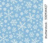 Christmas Seamless Doodle...