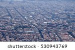 top city view from tibidabo ... | Shutterstock . vector #530943769