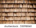Shingle  Aged Wooden Background ...