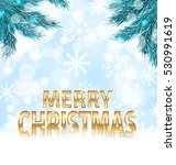 illustration winter holiday... | Shutterstock . vector #530991619