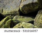 rock water | Shutterstock . vector #531016057