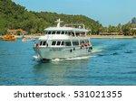 krabi  thailand   november 27... | Shutterstock . vector #531021355